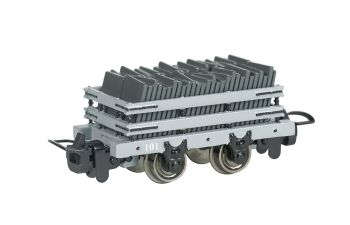 Narrow Gauge Slate Wagon w/ load #101 (HOn30 Scale) - Bachmann Thomas