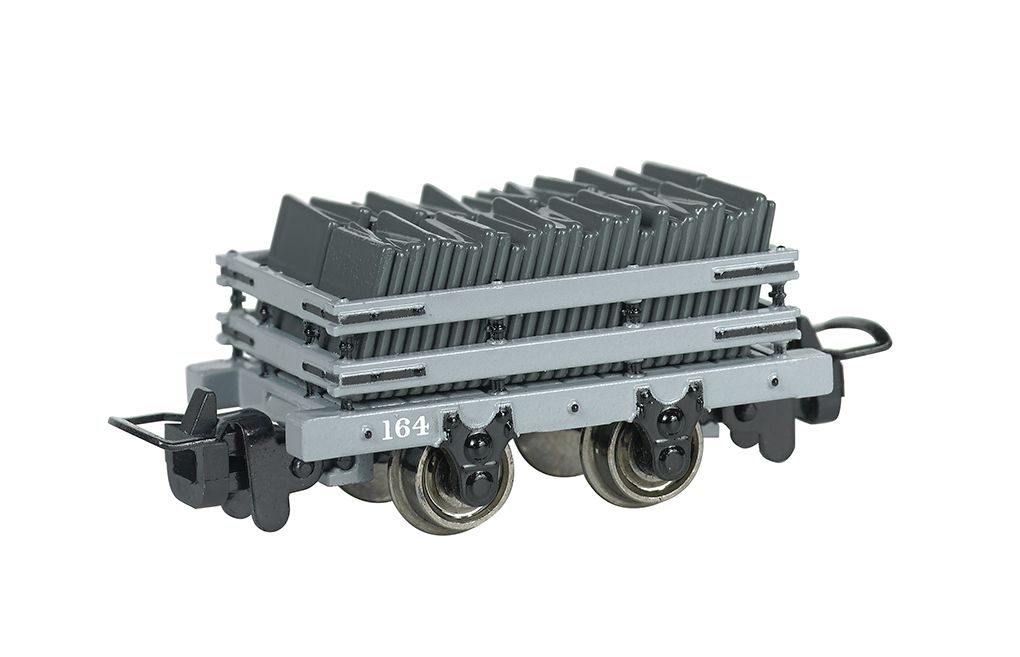 Narrow Gauge Slate Wagon w/ load #164 (HOn30 Scale) - Bachmann Thomas