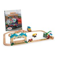 James Sorts It Out Playset - Thomas Wooden