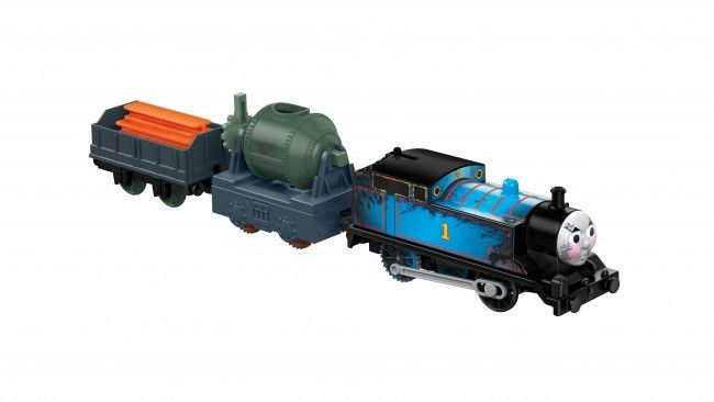 Thomas at the Steelworks - Journey Beyond Sodor - Trackmaster Revolution