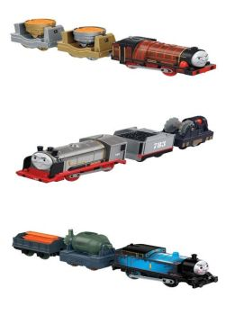 Journey Beyond Sodor Triple Pack - Trackmaster Revolution