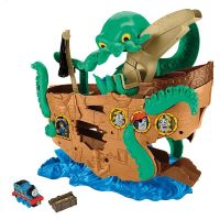 Sea Monster Pirate Set - Thomas Adventures
