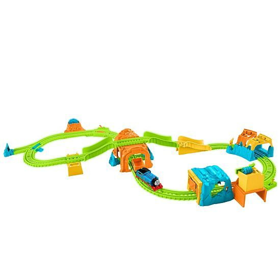 Thomas and the Glowing Mine Set - Trackmaster Revolution
