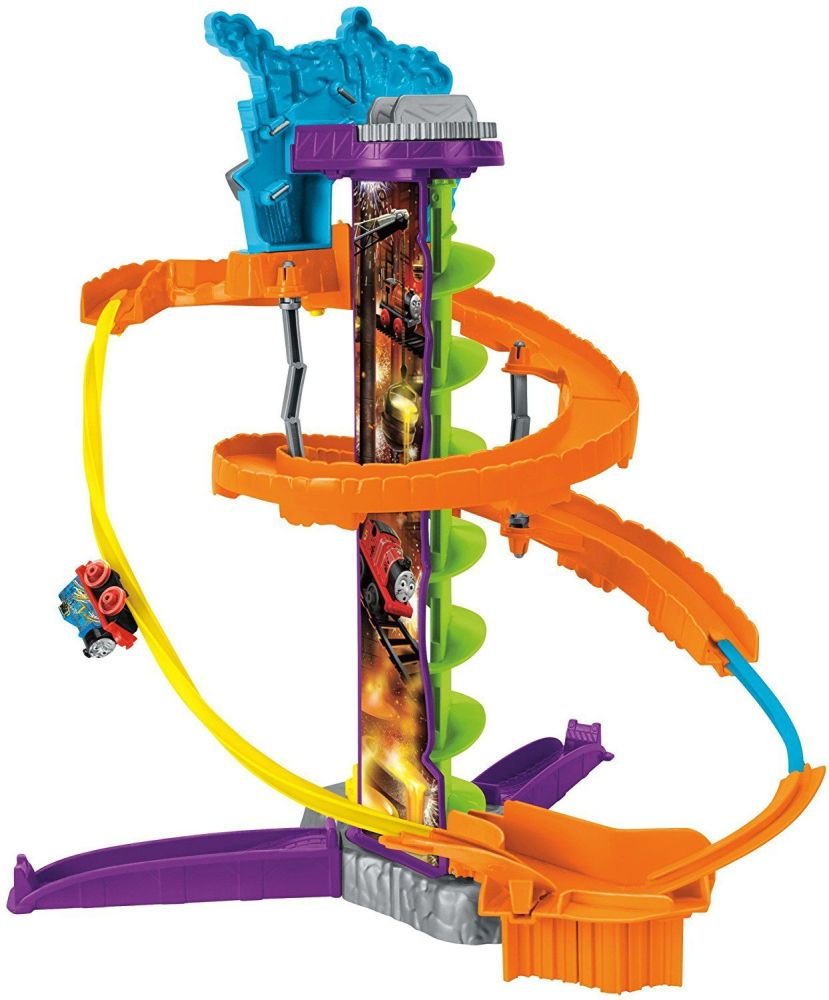 Steelworks Stunt Set - Thomas Minis