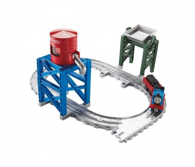 Steamies Fuel & Go Playset - Thomas Adventures