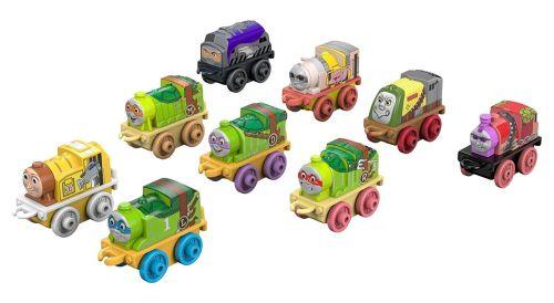 TMNT Minis 9Pk - Thomas Minis - 1 set per customer