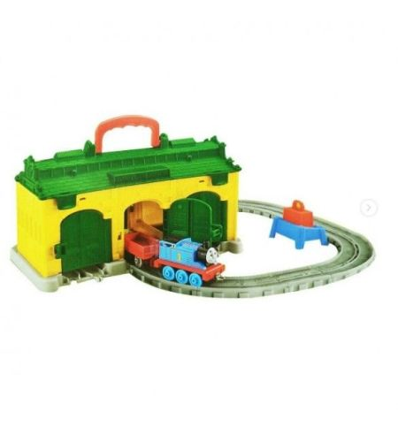 Tidmouth Sheds Portable Playset - Thomas Adventures