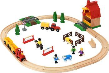 Horse Farm Set - Brio
