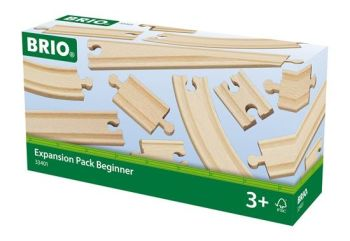 Beginners Track Expansion Pack  - Brio