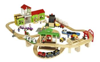 Deluxe World Playset - Brio