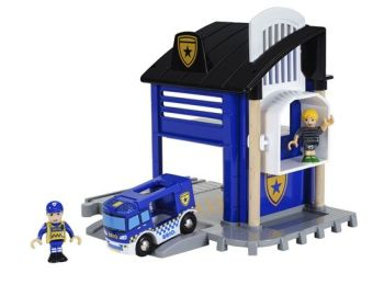 Police Station - Brio