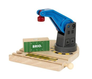 Low Level Crane  - Brio