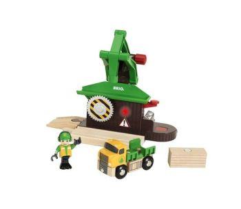 Sawmill Playset - Brio