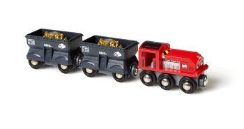 Gold Mining Train
