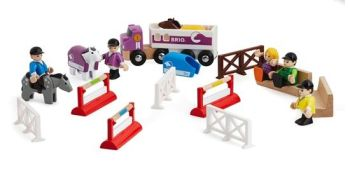 Horse Jumping Pack - Brio