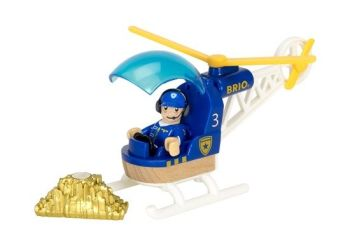 Police Helicopter - Brio