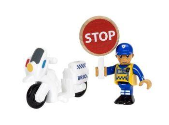 Police Motorcycle - Brio