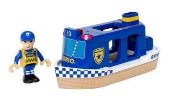 Police Boat - Brio
