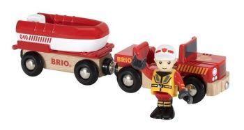 Rescue Boat - Brio