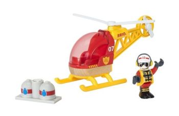 Firefighter Helicopter - Brio