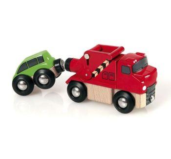 Tow Truck - Brio