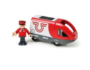 Battery Operated Travel Engine  - Brio