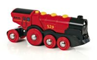 Mighty Red Action Locomotive - Brio