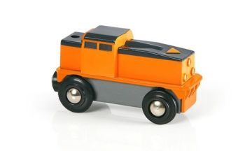 Battery Operated Cargo Train