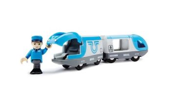 Battery Operated Travel Train