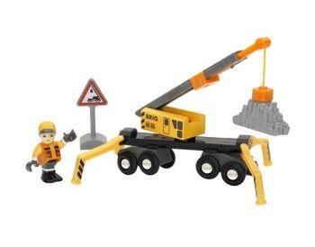 Mega Crane & Load Kit  - Brio