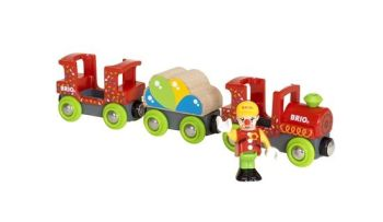 Fun Park Clown Train - Brio
