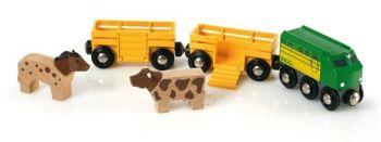 Farm Train - Brio