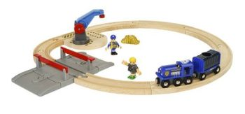 Police Transport Set  - Brio
