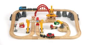 Cargo Railway Deluxe Set - Brio