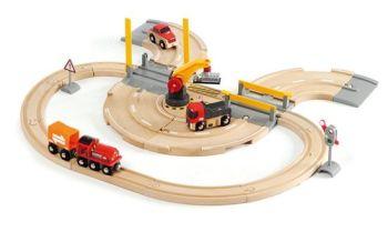 Rail and Road Crane Set - Brio
