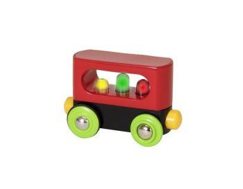 My First Railway Light Up Wagon - Brio