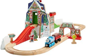 Santas Workshop Express Playset - Thomas Wooden