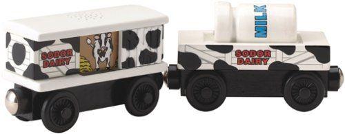 Sodor Dairy Cars - Thomas Wooden