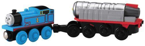 Thomas & the Jet Engine - Thomas Wooden
