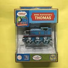 Thomas 60th Anniversary Limited Edition - Thomas Wooden