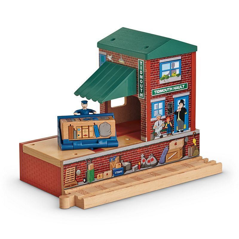 Tidmouth Station - Thomas Wooden