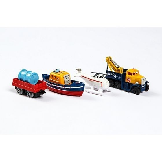 Sodor Search and Rescue - Thomas Adventures