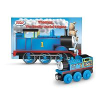 Thomas the Really Useful Engine Book Pack - Thomas Wooden