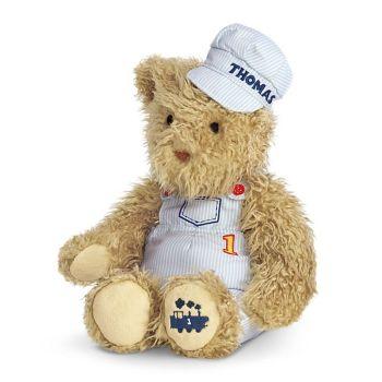 Thomas and Friends Bear - Thomas Wooden