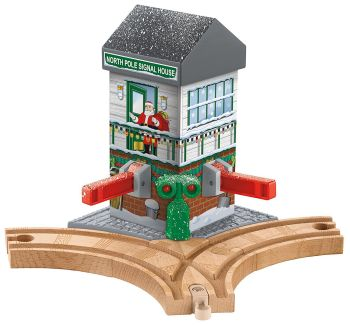 Christmas Crossing - Thomas Wooden