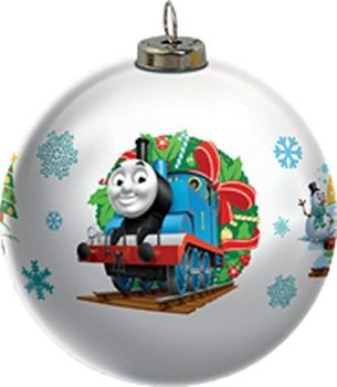 Thomas & Friends Light Up Bauble Carlton Ornament 2015