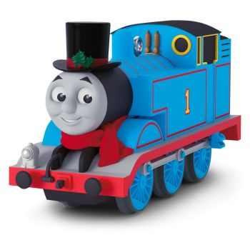 "Thomas the Tank Engine ""A Really Festive Useful Engine"" Holiday Tree Ornament by Hallmark 2016"