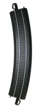 "EZ Track Steel 18""Radius Curve -  Bachmann"