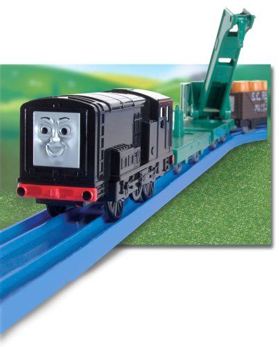Diesel , Freight Wagons and Cargo Set - Tomy / Trackmaster
