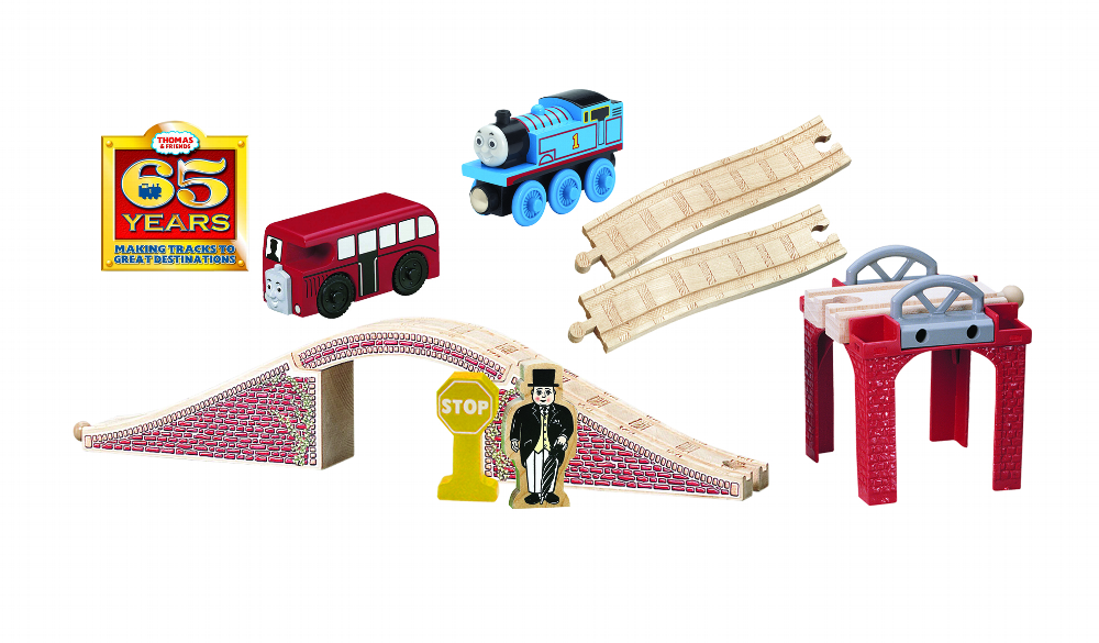 Thomas and Bertie Story Pack - Thomas Wooden